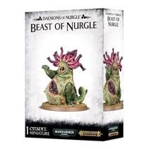 Age of Sigmar/Warhammer 40,000 Daemons of Nurgle: Beast of Nurgle