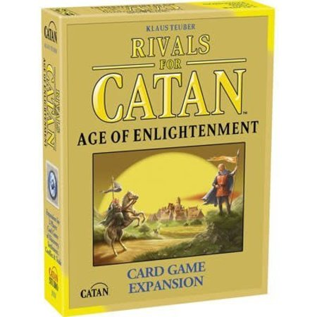 Mayfair Games Rivals for Catan: Age of Enlightenment