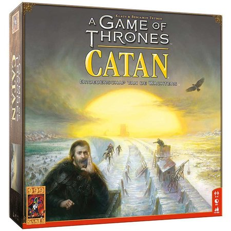 999-Games A Game of Thrones: Catan (NL)