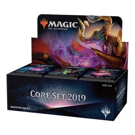 Wizards of the Coast Magic: the Gathering Core Set 2019 Booster Box