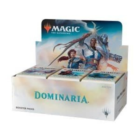 Wizards of the Coast Magic: the Gathering Dominaria Booster Box