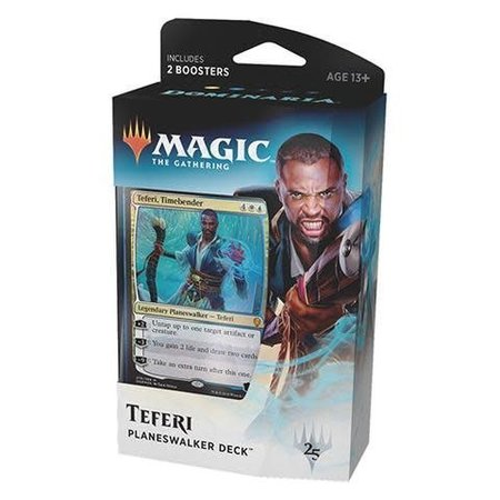 Wizards of the Coast Magic: the Gathering Dominaria Teferi Planeswalker Deck