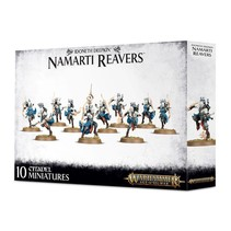 Age of Sigmar Aelves Idoneth Deepkin: Namarti Reavers