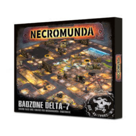 Games Workshop Necromunda: Badzone Delta-7