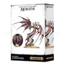 Age of Sigmar Aelves Daughters of Khaine: Morathi, The High Oracle of Khaine/the Shadow Queen