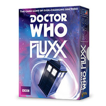 Fluxx - Doctor Who Fluxx