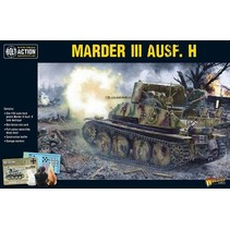 Bolt Action: Marder III Ausf. H (plastic)