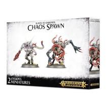 Age of Sigmar/Warhammer 40,000  Daemons of Chaos: Chaos Spawn (AoS Box)