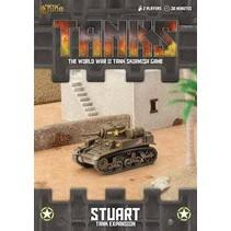 Tanks: Stuart Tank Expansion