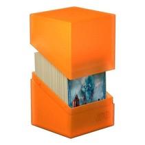 Ultimate Guard Boulder Deck Case 100+ Poppy Topaz