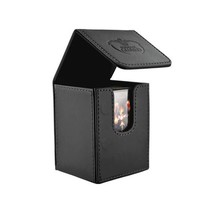 Ultimate Guard Flip Deck Case 100+ Black