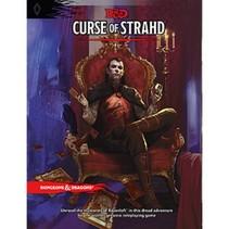 D&D 5th Edition Adventures: Curse of Strahd