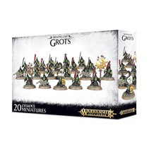 Age of Sigmar Grots Moonclan: Grots