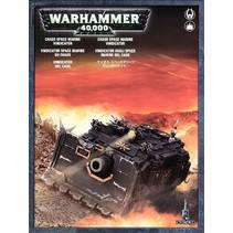 Warhammer 40,000 Chaos Heretic Astartes Chaos Space Marines: Chaos Vindicator