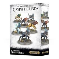 Age of Sigmar Celestials Stormcast Eternals: Gryph-Hounds