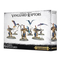 Age of Sigmar Celestials Stormcast Eternals: Vanguard-Raptors