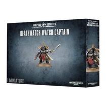 Warhammer 40,000 Imperium Adeptus Astartes Deathwatch: Watch Captain