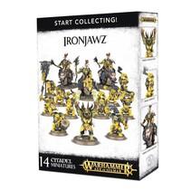 Age of Sigmar Orruks Ironjawz Start Collecting Set