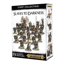 Age of Sigmar Slaves to Darkness Start Collecting Set