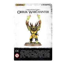 Age of Sigmar Orruks Ironjawz: Orruk Warchanter