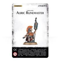 Age of Sigmar Duardin Fyreslayers: Auric Runemaster