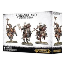 Age of Sigmar Everchosen: Varanguard, Knights of Ruin