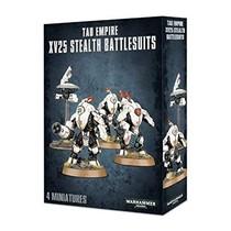 Warhammer 40,000 Xenos T'au Empire: XV25 Stealth Battlesuits