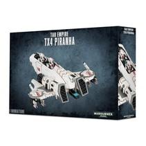 Warhammer 40,000 Xenos T'au Empire: TX4 Piranha