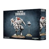 Warhammer 40,000 Xenos T'au Empire: XV85 Enforcer/XV86 Coldstar Commander Battlesuit