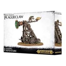 Age of Sigmar Skaven Clan Pestilens/Skryre: Plagueclaw/Warp Lightning Cannon