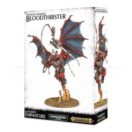 Games Workshop Age of Sigmar/Warhammer 40,000 Daemons of Khorne: Bloodthirster
