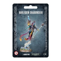 Warhammer 40,000 Xenos Aeldari Harlequins: Shadowseer