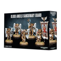 Warhammer 40,000 Imperium Adeptus Astartes Blood Angels: Sanguinary Guard
