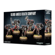 Warhammer 40,000 Imperium Adeptus Astartes Blood Angels: Death Company