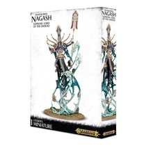 Age of Sigmar Deathlords: Nagash, Supreme Lord of the Undead