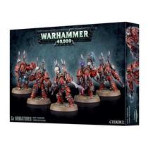 Warhammer 40,000 Chaos Heretic Astartes Chaos Space Marines: Chaos Terminators