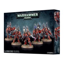 Warhammer 40,000 Chaos Heretic Astartes Chaos Space Marines: Chaos Terminators