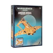 Warhammer 40,000 Xenos T'au Empire: AX3 Razorshark Strike Fighter/AX39 Sunshark Bomber