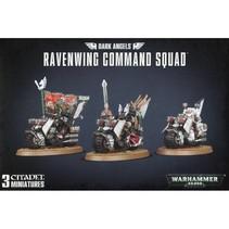 Warhammer 40,000 Imperium Adeptus Astartes Dark Angels: Ravenwing Command Squad