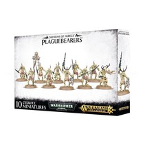 Age of Sigmar/Warhammer 40,000 Daemons of Nurgle: Plaguebearers