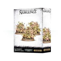 Age of Sigmar/Warhammer 40,000 Daemons of Nurgle: Nurglings