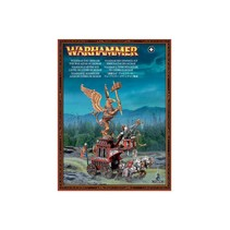Age of Sigmar Humans Devoted of Sigmar: Arch Lector/Volkmar The Grim on War Altar of Sigmar