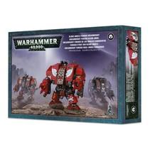 Warhammer 40,000 Imperium Adeptus Astartes Blood Angels: Furioso Dreadnought