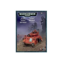 Warhammer 40,000 Imperium Adeptus Astartes Blood Angels: Baal Predator