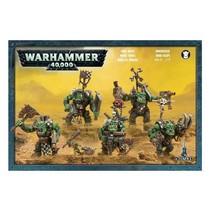 Warhammer 40,000 Xenos Orks: Nobz
