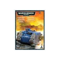 Warhammer 40,000 Imperium Adeptus Astartes Space Marines: Land Raider Crusader/Redeemer