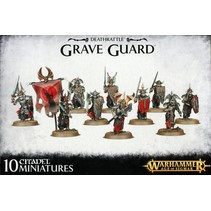 Age of Sigmar Skeletons Deathrattle: Grave Guard