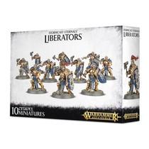 Age of Sigmar Celestials Stormcast Eternals: Liberators