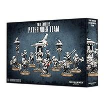 Warhammer 40,000 Xenos T'au Empire: Pathfinder Team