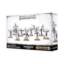 Age of Sigmar/Warhammer 40,000 Daemons of Slaanesh: Daemonettes of Slaanesh